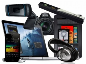 Electronics product manufacturers